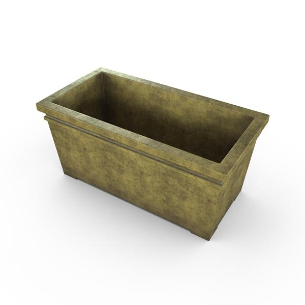 Gardenstone Prairie Trough Planters Gardenstone English Moss