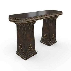 Gardenstone Side Table Benches Gardenstone Golden Bronze Side Table