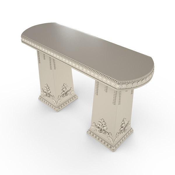 Gardenstone Side Table Benches Gardenstone Limestone Side Table
