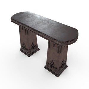 Gardenstone Side Table Benches Gardenstone Sequoia Side Table