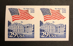 TangStampsUS Stamps 2609a Imperf Flag Mint NH OG