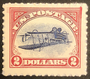 TangStamps US Stamp #4806 Inverted Jenny Re-issue