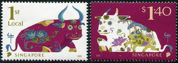 SING2021-01 Singapore Year of the Ox (2)