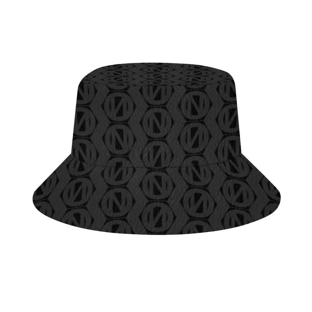 Bucko Bucket Hat [Black] - ONCE|NUDE