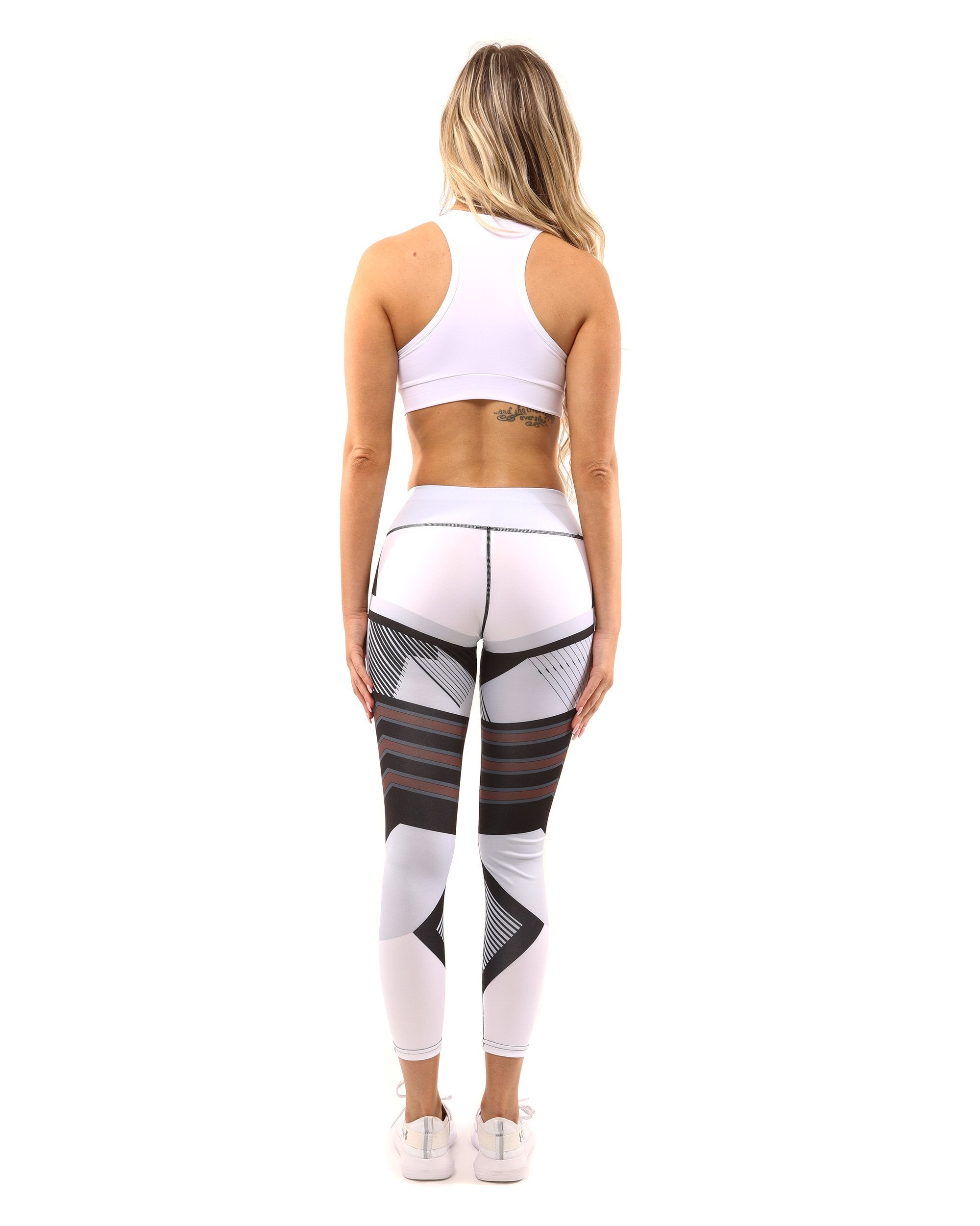 Santa Monica Leggings - Black - ONCE|NUDE