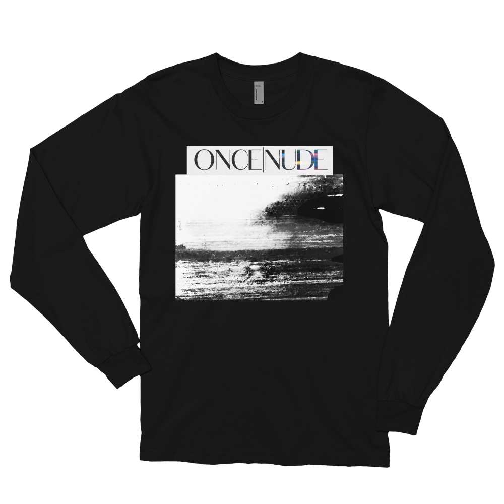 Wiped Clean Long Sleeve Shirt - ONCE|NUDE