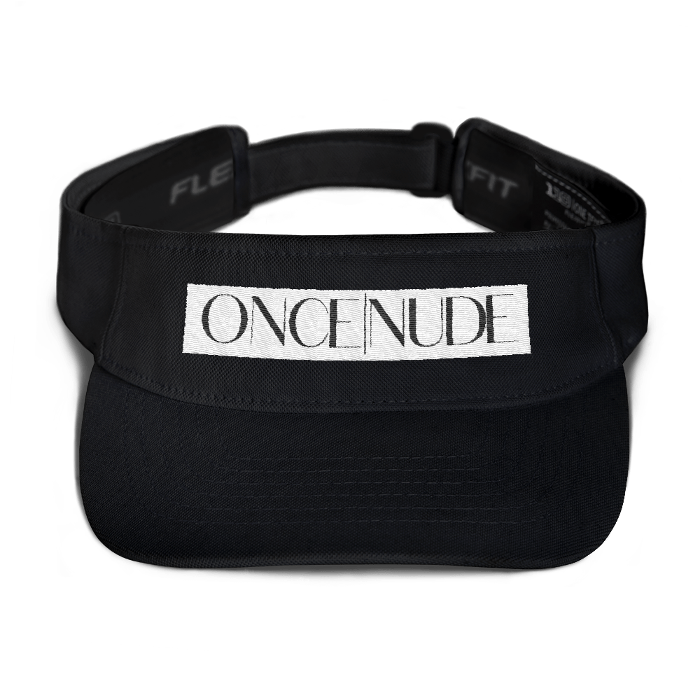 Chop Shop Visor - ONCE|NUDE