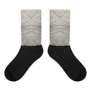 Open image in slideshow, Art Afoot Socks - ONCE|NUDE