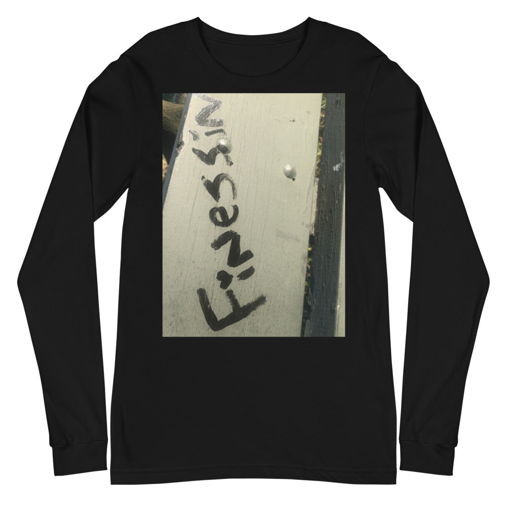 Finessin' Long Sleeve T-Shirt - ONCE|NUDE