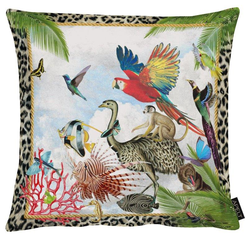 Animalia Scatter Cushion