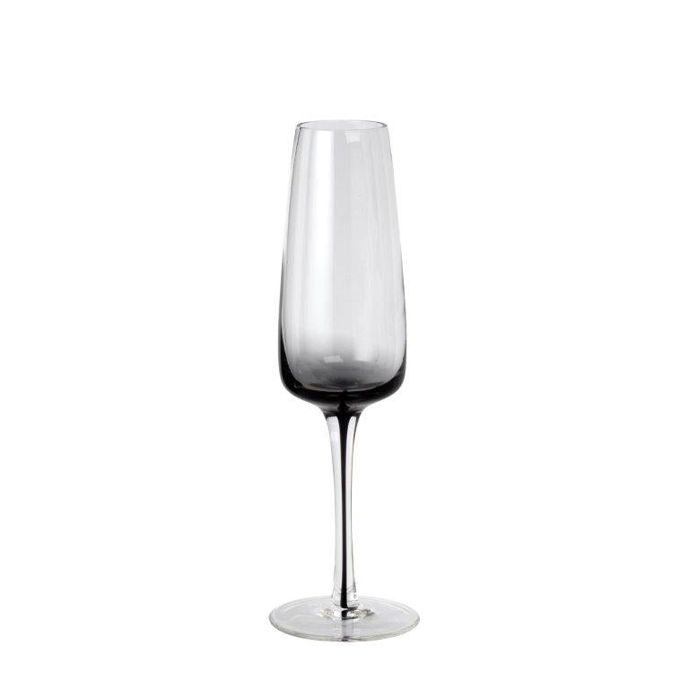 Haze Champagne Glass