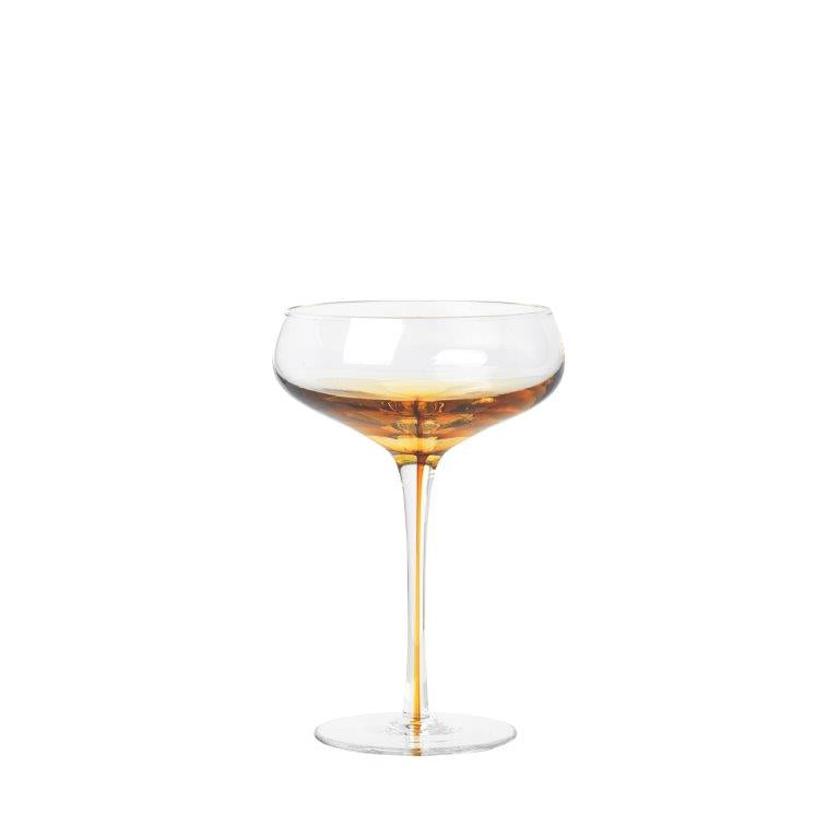 Saffron Cocktail Glass