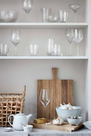 Sandford Bourgogne Glass