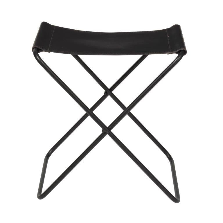 Nomos Leather Stool