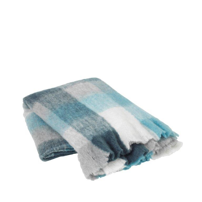 Vimo Wool Blend Throw
