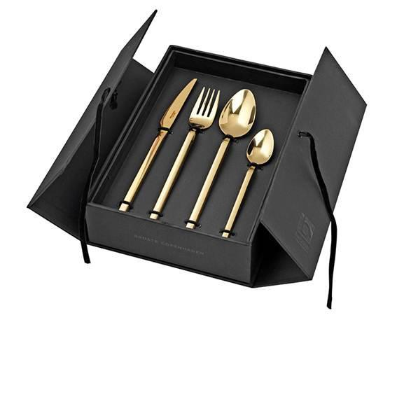 COMING SOON Tivoli Cutlery Set Gold