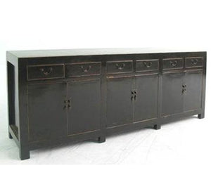 Asian Style Sideboard