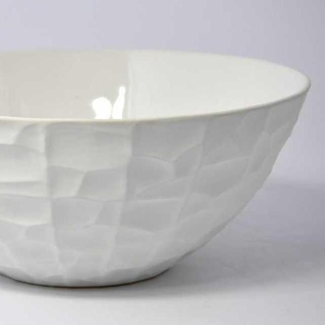 Chiselled Bowl