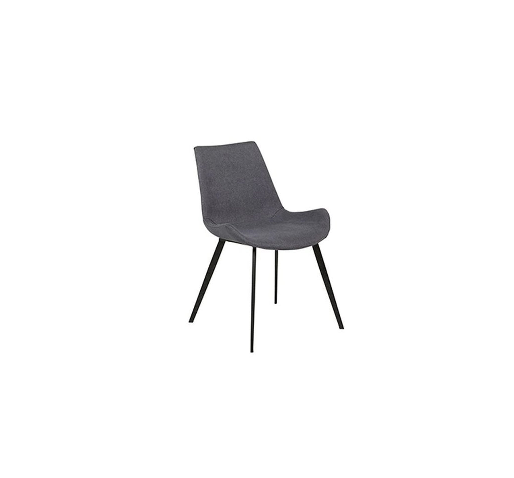 Cleo Dining Chair - Charcoal