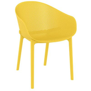 Satellite Outdoor Dining Chair