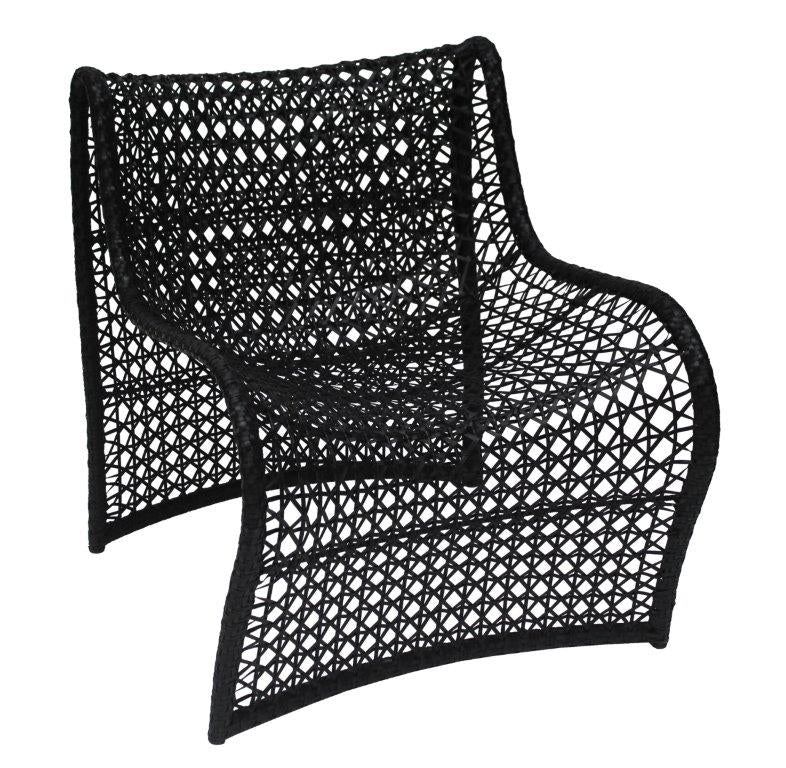 COMING SOON  Wave Chair Black