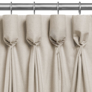 Goblet Pleat Curtain