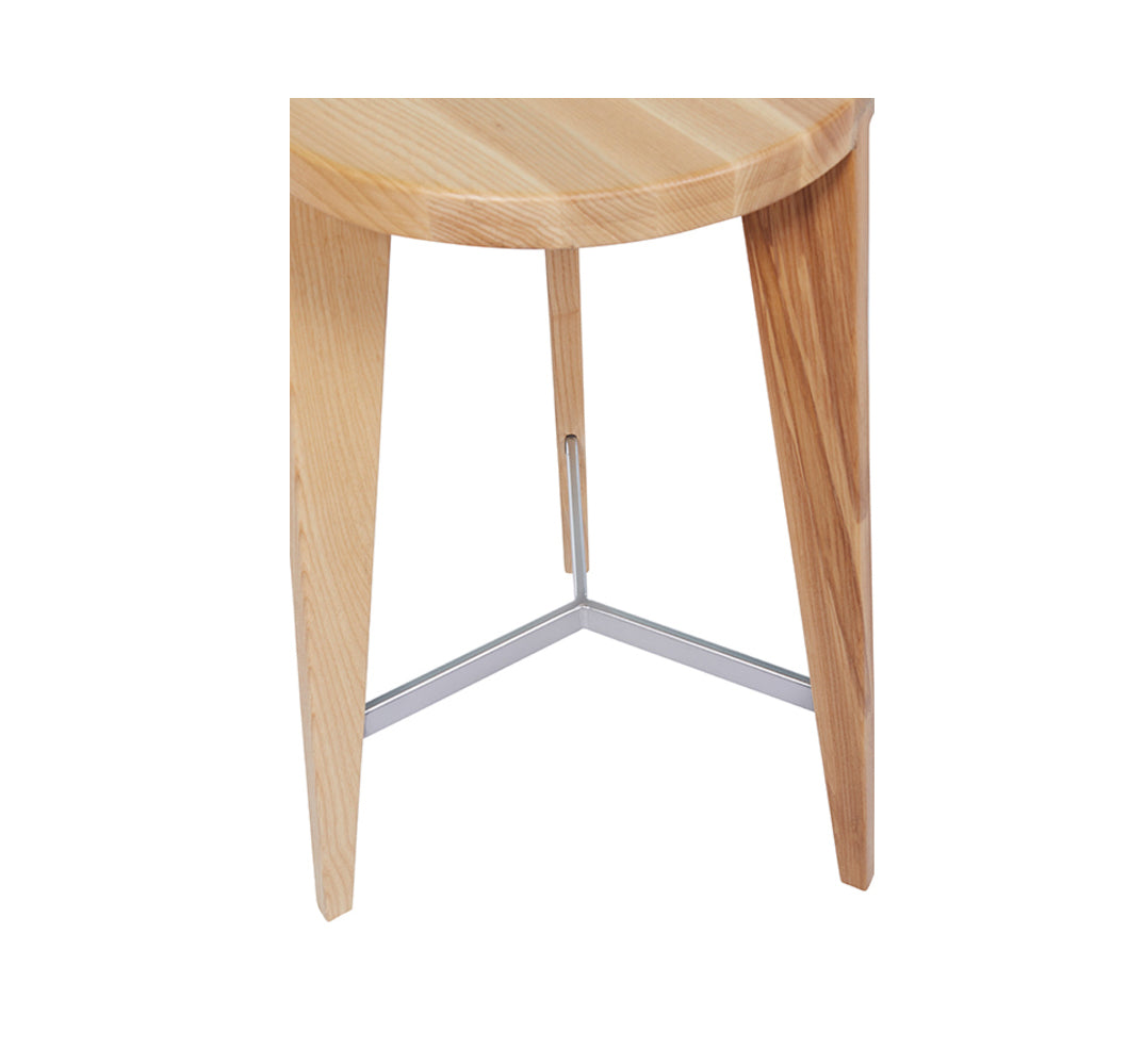 Hugo Bar Stool - Natural