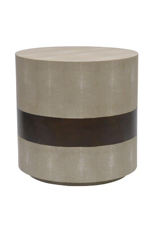 Clarice Round Side Table