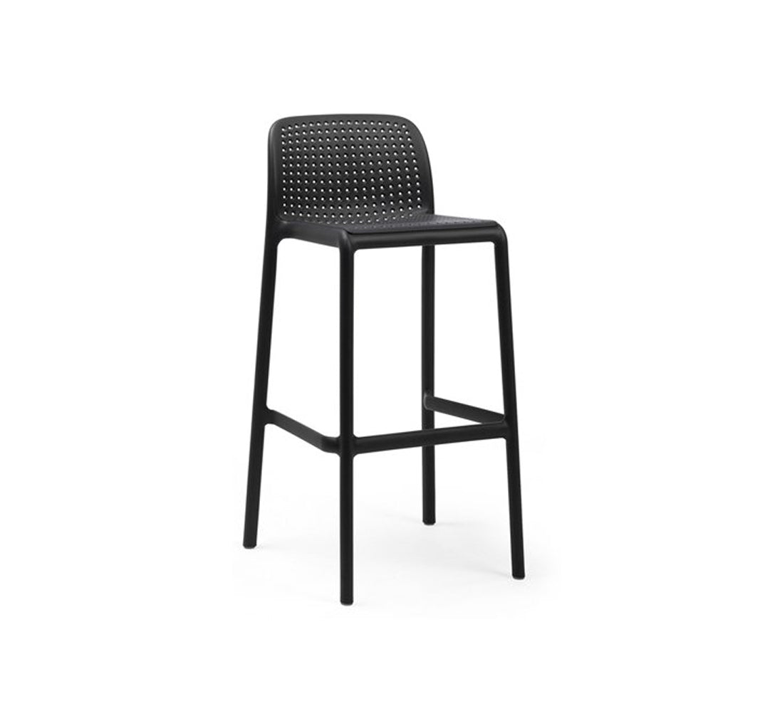Lincoln Bar Stool - Charcoal