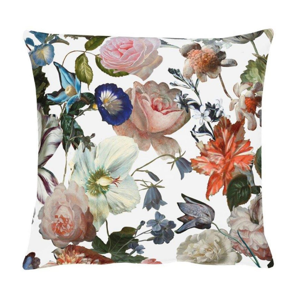 Merian Scatter Cushion – White