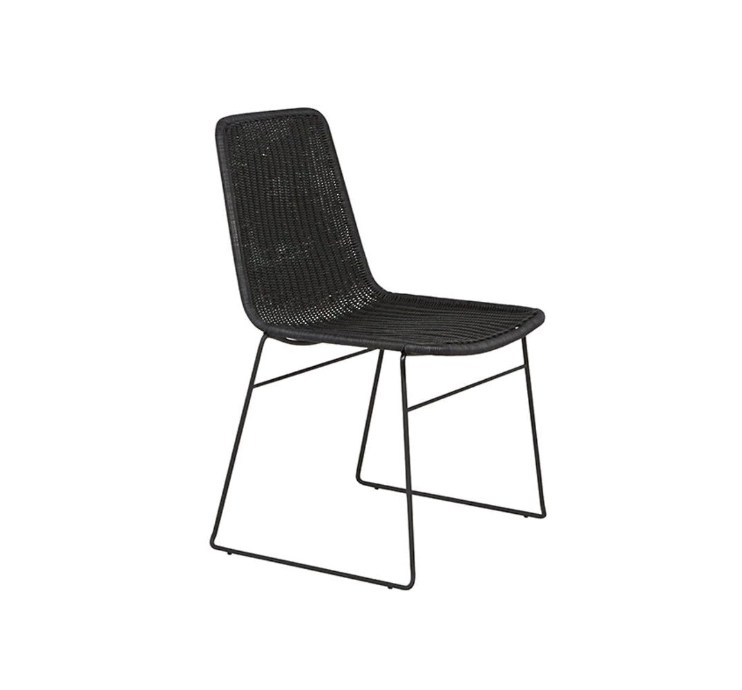 Olivia Dining Chair - Black