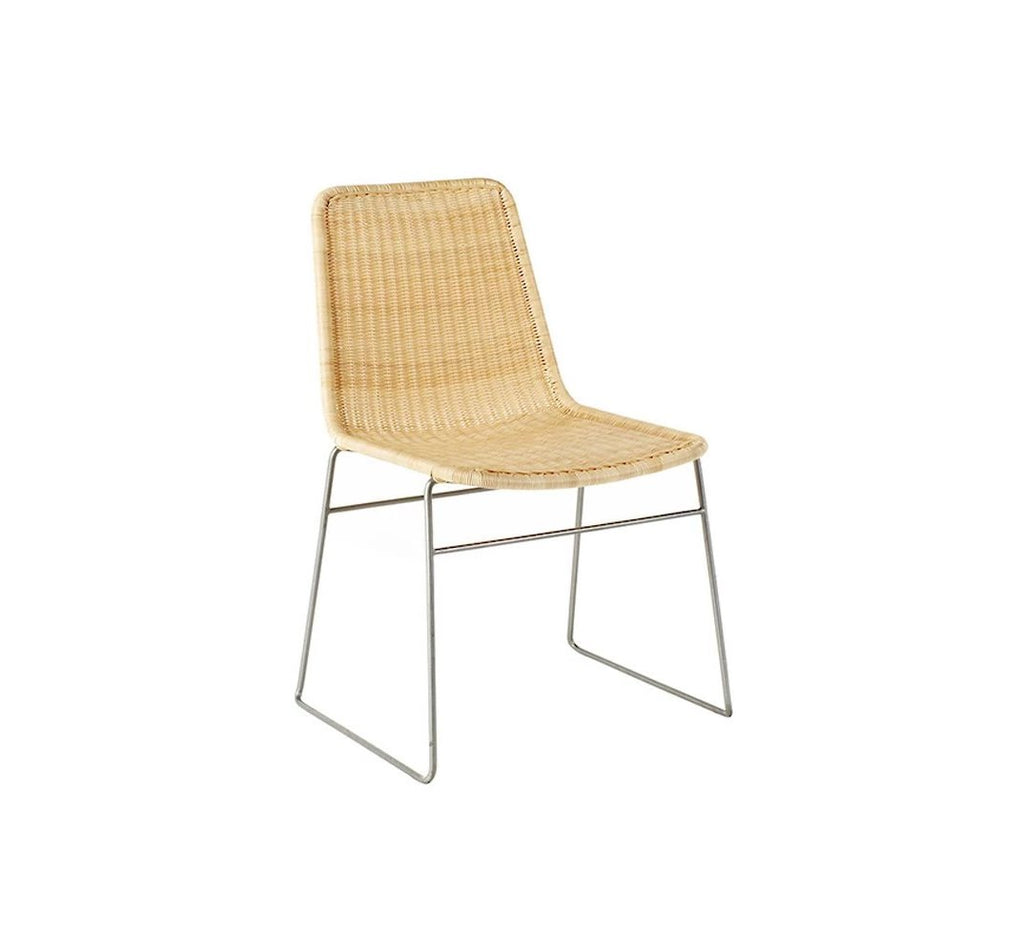 Olivia Dining Chair - Natural