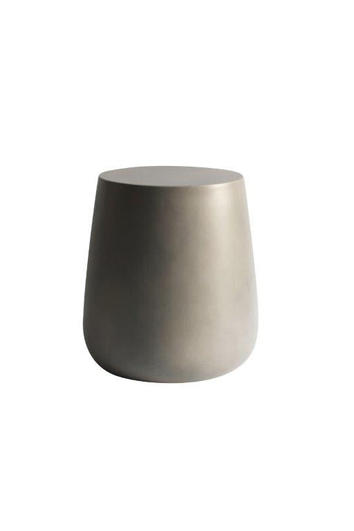Outdoor Concrete Stool