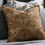 Furaito Hazel/Antique Gold Cushion