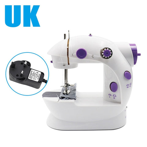 4IN1 \Mini Sewing Machine With Led Light