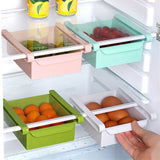 Fridge Freezer Storage Organizer Rack Shelf