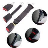Universal Seat Belt Cover Car Safety Belt Extender 3 Size Seat Belt Extension Plug Buckle Seatbelt Clip Auto Accessories