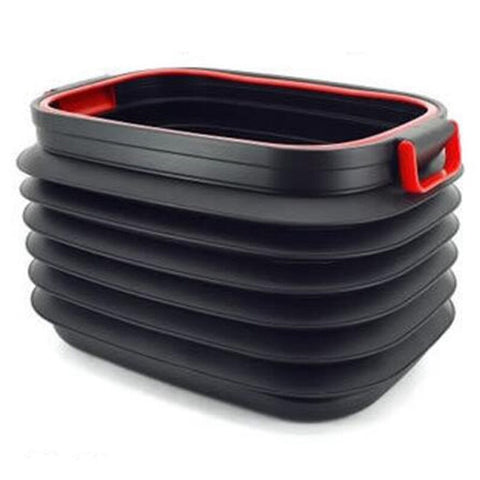 Multi-functional Portable Outdoor Folding Bucket
