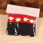Kitty Paw Chair Socks 4Pcs