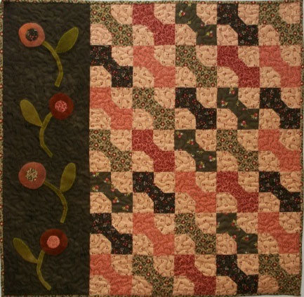 Buttons and Bows Quilt Pattern - Digital Download