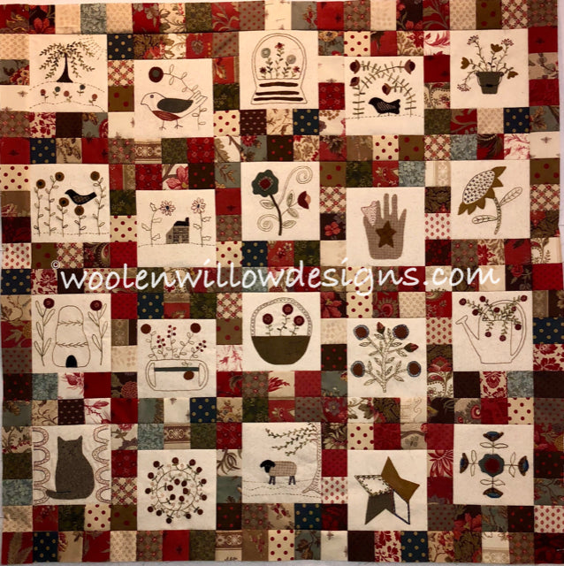 Sweet & Simple Stitchery 10 Week Package
