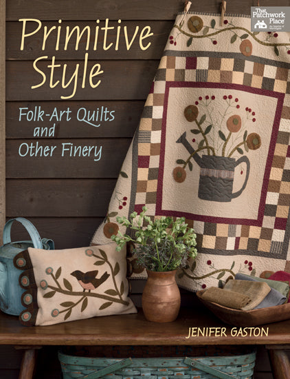 Primitive Style by Jeni Gaston