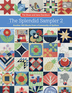 The Splendid Sampler 2 by Pat Sloan & Jane Davidson