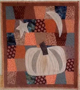 Tumble Into Fall Primitive Quilt Pattern