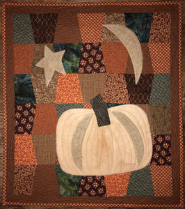 **NEW** Tumble Into Fall Primitive Quilt Pattern- Digital Download