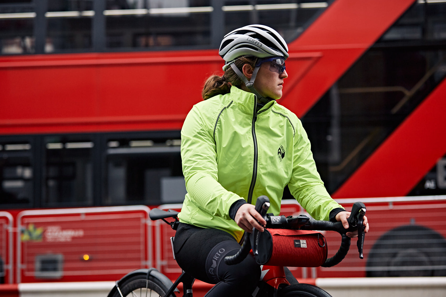 Commute In Confidence With The New Pro-Flect Essential Cycling Jacket