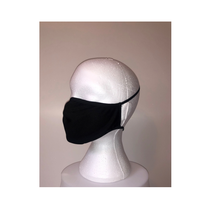 Face Mask Men Black