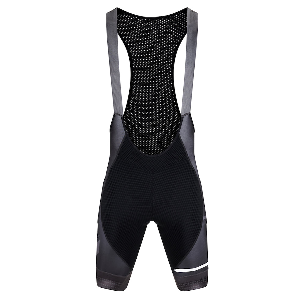 Team Cycling Bib Shorts Black