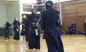 [SPOTLIGHT] - Eiga Sensei Conducting 'Shido-Geiko' with High School Students!