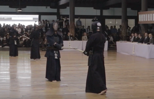 [CLASH OF TITANS] - Beautiful Videos of Kendo Legends at 2019 Kyoto Taikai - Eiga, Miyazaki, Nabeyama and MORE!